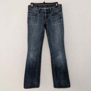 Citizens of Humanity boot cut jeans Sz 27